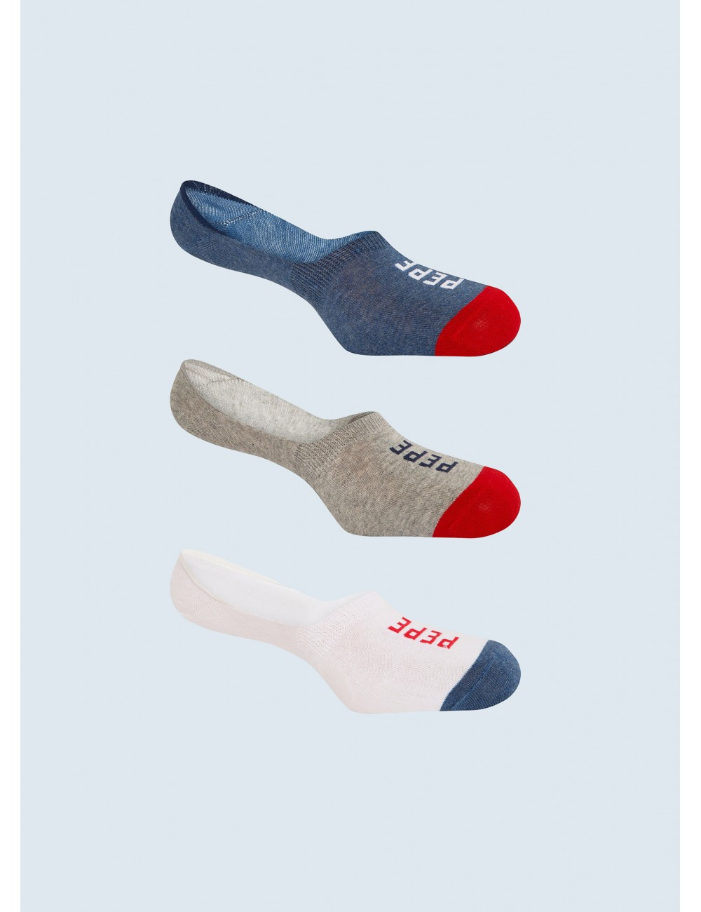 Calcetines invisibles Lark Pepe Jeans V-45091