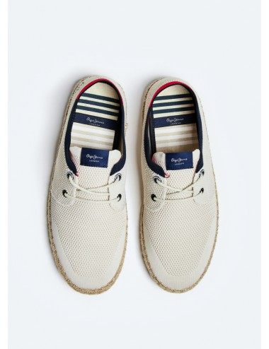 Zapatillas de rejila Tourist Sailor Pepe Jeans V-44849